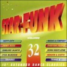 Star Funk vol.32 - CD Audio