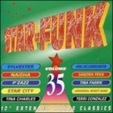 Star Funk vol.35 - CD Audio