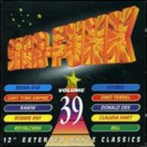 Star Funk vol.39 - CD Audio