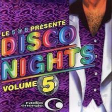 Disco Nights 5 - CD Audio