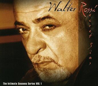 Secret Sins - CD Audio di Walter Rossi