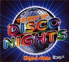 Best of Disco Nights - CD Audio