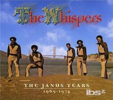 Janus Years - CD Audio di Whispers