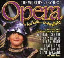 World's Very Best Opera For Kids - CD Audio