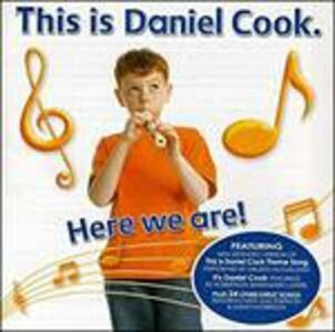 This Is Daniel Cook - CD Audio