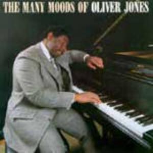 Many Moods - CD Audio di Oliver Jones