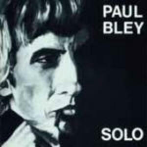 Solo - CD Audio di Paul Bley