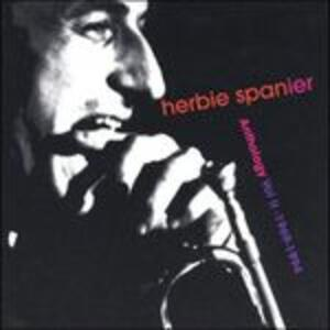 Anthology vol.ii 1969-1994 - CD Audio di Herbie Spanier