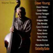 Side by Side - CD Audio di Oscar Peterson,Cedar Walton,Dave Young