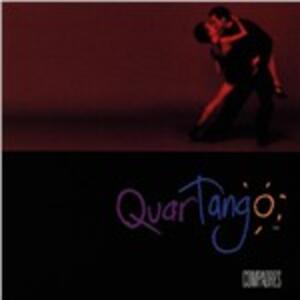 Compadres - CD Audio di Quartango