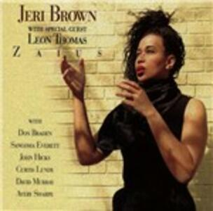 Zaius - CD Audio di Jeri Brown,Leon Thomas
