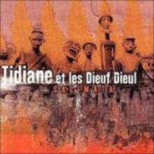 Salimata - CD Audio di Tidiane et les Dieuf Dieul