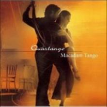 Macadam Tango - CD Audio di Quartango