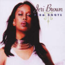 Firm Roots - CD Audio di Jeri Brown