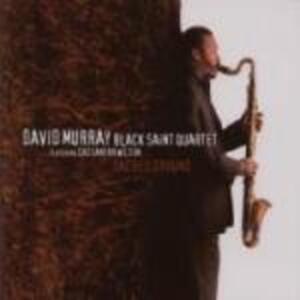 Sacred Ground - CD Audio di Cassandra Wilson,David Murray