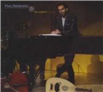 Jerusalem Trilogy - CD Audio di Matt Herskowitz