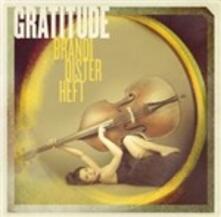 Gratitude - CD Audio di Brandi Disterheft