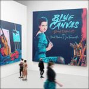Blue Canvas - CD Audio di Brandi Disterheft
