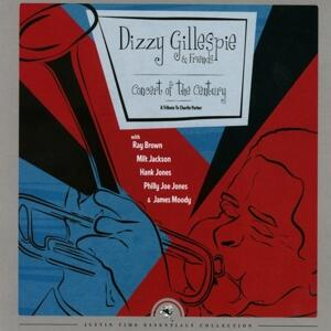 Concert of the Century. A Tribute to Charlie Parker - CD Audio di Dizzy Gillespie