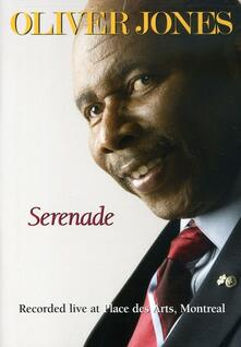 Oliver Jones. Serenade (DVD) - DVD di Oliver Jones