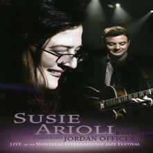 Susie Arioli. Live At Montreal (2 DVD) - DVD