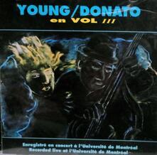 En Vol.3 - CD Audio di Michel Donato,Karen Young