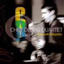 Sidewalk Etiquette - CD Audio di Chet Doxas