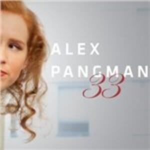 33 - CD Audio di Alex Pangman
