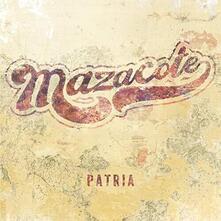 Patria - CD Audio di Mazacote