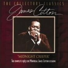 Midnight Creeper - CD Audio di James Cotton