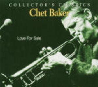 Love for Sale - CD Audio di Chet Baker