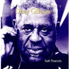 Salt Peanuts - CD Audio di Dizzy Gillespie