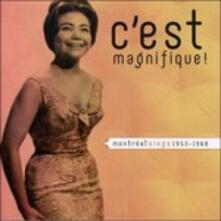C'est Magnifique! 53-68 - CD Audio