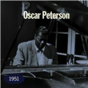 1951 - CD Audio di Oscar Peterson