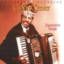 Squeezebox Boogie - CD Audio di Clifton Chenier