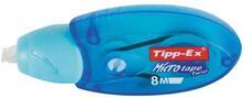Correttore a nastro Tipp-Ex Micro Tape Twist 8 m