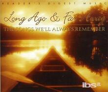 Long Ago & Far Away - CD Audio