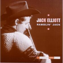 Ramblin' Jack - CD Audio di Ramblin Jack Elliott