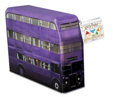 Jelly Belly Harry Potter Autobus Nottetempo A Tre Piani Con Caramelle Gommose