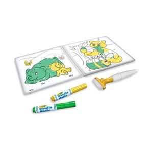 Doodle Magic. Album Colora e Ricolora - 3
