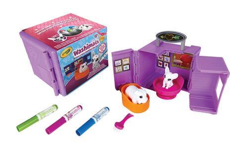 Crayola 74-7412 set di action figure giocattolo