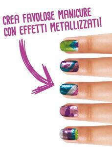 Creations. Set Unghie Metallizzate - 8