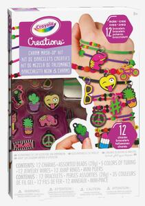 Creations. Set Braccialetti Neon & Charms
