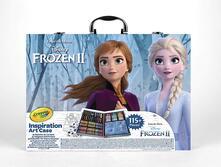 Frozen 2. Valigetta Dell'Artista. Crayola (04-0635)