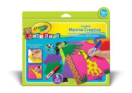 Manine Creative Crayola Mini Kids - 2