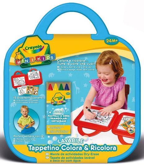 MiniKids Tappet Colora&Ricolora