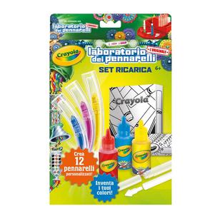 Giocattolo Ricarica per Laboratorio dei pennarelli Crayola 0