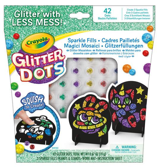 Glitter Dots. Magici mosaici