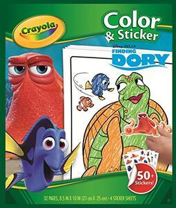 Album Colorn Sticker Disney Dory - 2