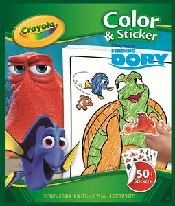 Album Colorn Sticker Disney Dory - 4